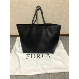Furla - FURLA フルラ トートバッグ ブラック 大容量