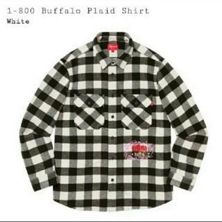 シュプリーム(Supreme)のSupreme 1-800 BUFFALO Plaid Shirt(シャツ)