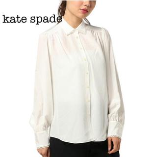 ケイトスペードニューヨーク(kate spade new york)の【すー様専用】kate spade シャツ(シャツ/ブラウス(長袖/七分))