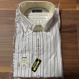 アオキ(AOKI)のワイシャツ Mサイズ 形状安定(シャツ)