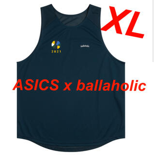 アシックス(asics)のASICS x ballaholic タンクトップ XL(バスケットボール)