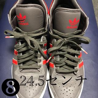 adidas - アディダス ハイカット サイズ24.5センチ
