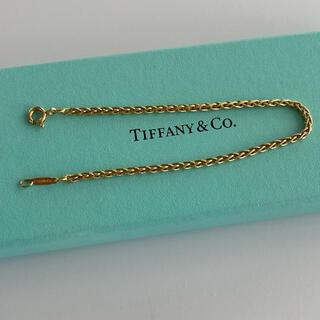 Tiffany & Co. - ティファニー k18  ブレスレット