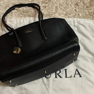 Furla - ほぼ未使用、美品☆フルラ FURLA トートバッグ ハンドバッグ