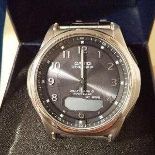 CASIO - CASIO WAVECEPTORソーラー電波腕時計WVA-M630D-1A3JF