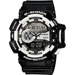 G-SHOCK - G-SHOCK ハイパーカラーズ アナデジ GA-400-1A メンズ★新品