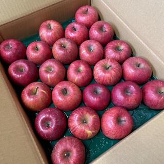 ⑤数量限定!丸かじりリンゴ たっぷり20個以上