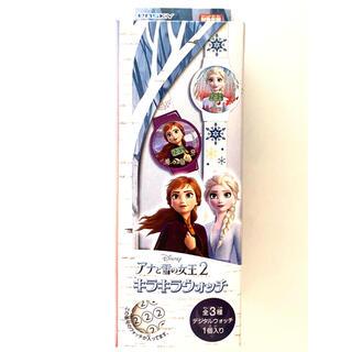アナトユキノジョオウ(アナと雪の女王)の☆新品 ②アナと雪の女王 2 子供用 腕時計 キラキラデジタルウォッチ(腕時計)