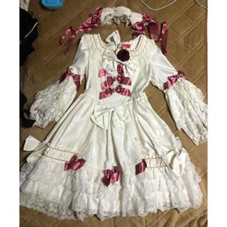 BABY,THE STARS SHINE BRIGHT - pearl bouquet dress 本日のみ大幅値下げ