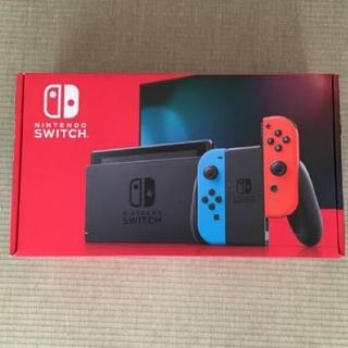 Nintendo Switch - ニンテンドースイッチ ネオンカラー