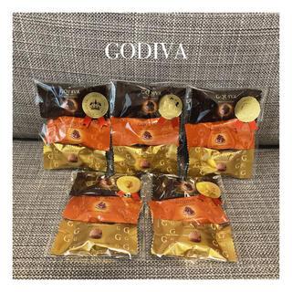 【ホワイトデー特価☆】GODIVA  3種×5袋(菓子/デザート)