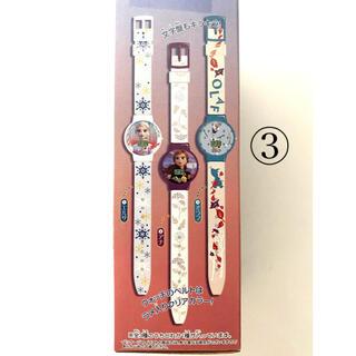 アナトユキノジョオウ(アナと雪の女王)の☆新品 ③アナと雪の女王 2 子供用 腕時計 キラキラデジタルウォッチ(腕時計)