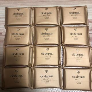 クレドポーボーテ(クレ・ド・ポー ボーテ)のクレドポーボーテ ル・コトン化粧専用12個(コットン)
