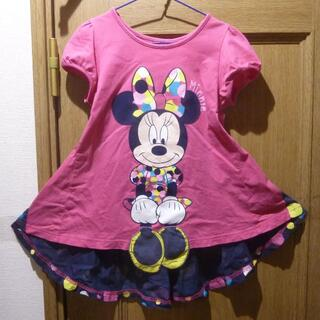Disney - ディズニー ミニーちゃんのチュニック サイズ120