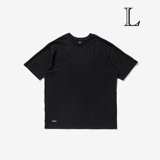 ダブルタップス(W)taps)の新品 Wtaps Skivvies Tee Black L 1枚(Tシャツ/カットソー(半袖/袖なし))