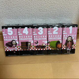 鬼滅の刃 禰󠄀豆子 フィギュア ワーコレ