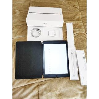 iPad - iPad 10.2インチ 第7世代、アップルペンシル付き(美品)