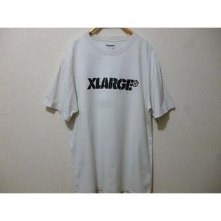 XLARGE - X-LARGE エクストララージ シンプル ビッグロゴ Tシャツ