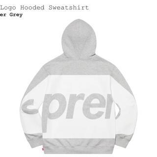 Supreme - Big Logo Hooded Sweatshirt