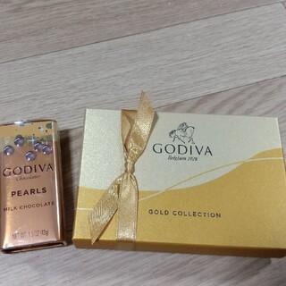 GODIVA  チョコレート2個(菓子/デザート)