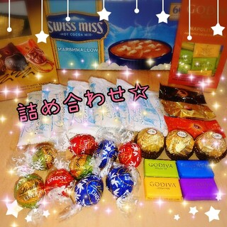 コストコ(コストコ)の詰め合わせセット🍒全24点🌸(菓子/デザート)