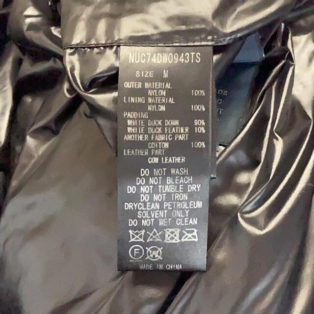 nano・universe(ナノユニバース)のnano universe × 西川 西川G2ダウンジャケット メンズのジャケット/アウター(ダウンジャケット)の商品写真