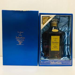 ニッカウヰスキー - ザ ブレンド オブ ニッカ セレクション モルトベース ウイスキー 660ml