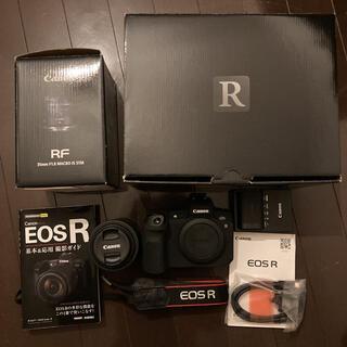 Canon - EOS R ボディ RF35mmF1.8MACROISSTM レンズセット