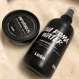LUSH - LUSH♡化粧水 乳液セット