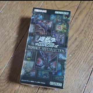 ユウギオウ(遊戯王)の遊戯王 プリズマティックアートコレクション 1BOX シュリンク付き(Box/デッキ/パック)