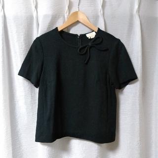 ケイトスペードニューヨーク(kate spade new york)のkate spade new york シャツ(リボン付き)(Tシャツ(半袖/袖なし))