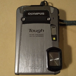 OLYMPUS - OLYMPUS オリンパス TG TG-820 SILVER
