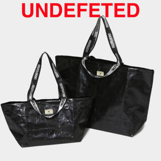 UNDEFEATED - UNDEFEATED TOTE BAG LARGE LARGE、SMALL