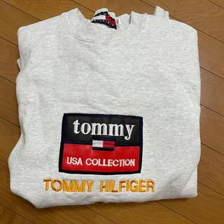 TOMMY HILFIGER - トレーナー