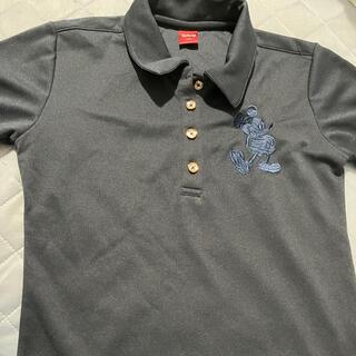 ディズニー(Disney)のミッキーゴルフポロシャツ(ウエア)