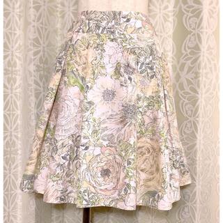 ANAYI - アナイ(ANAYI) 淡ピンクスカート