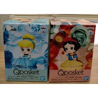 Disney - Qposket 白雪姫 シンデレラ