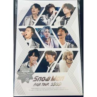 Johnny's - SnowMan ASIA TOUR  2D.2D. DVD通常盤