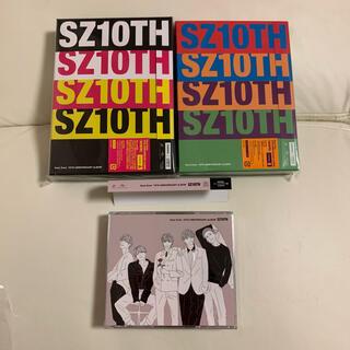 SZ10TH ☆ Sexy Zone