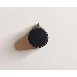 DAVIES 1400風 ノブ 黒 BLACK (エフェクター)