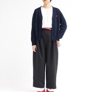 Dot&Stripes CHILDWOMAN - 現在も販売中 チェリー刺繍Vカーディガン
