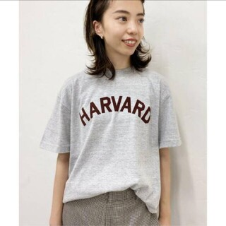 DEUXIEME CLASSE - グッドロックスピード  HARVARD Tシャツ