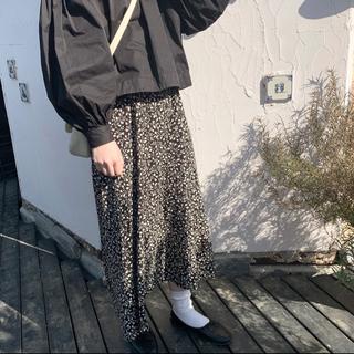 Lochie - 【vintage flower skirt.】