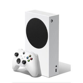 エックスボックス(Xbox)の新品未使用 Microsoft Xbox Series S(家庭用ゲーム機本体)