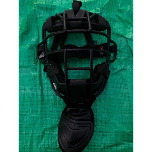 ZETT(ゼット)のキャッチャー防具 セット スポーツ/アウトドアの野球(防具)の商品写真