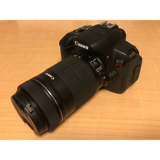 Canon - CANON EOS kiss x6i、望遠ズーム