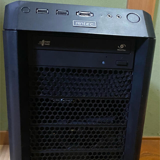 自作デスクトップPC ジャンク品