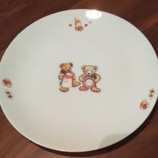 【送料込み!】ベアーの皿(食器)