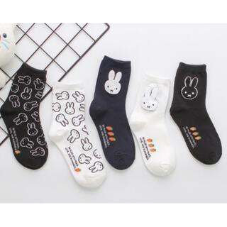 ★5足set★  大人気 新品 靴下 まとめ売り 可愛い♡ お得♪