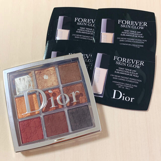 Dior - Dior アイシャドウ ディオールバックステージアイパレット アンバー